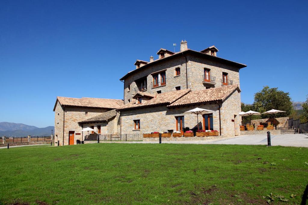 Casas rurales pirineo espa a gerbe - Casas del pirineo ...