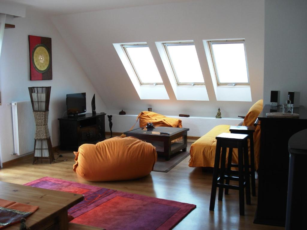 Apartments In Rosheim Alsace