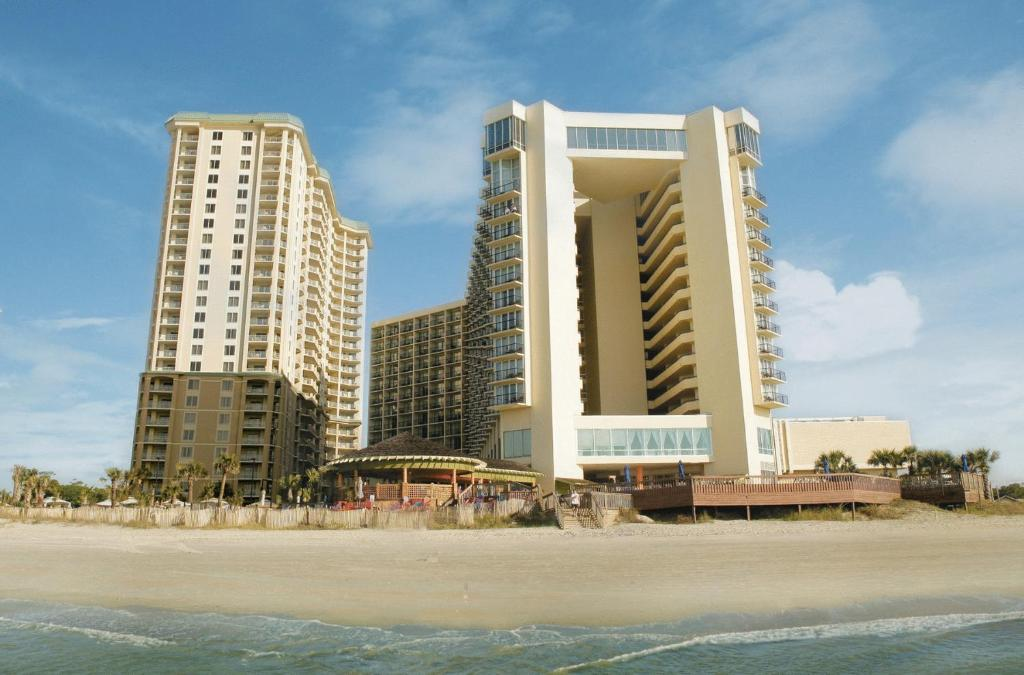 Ocean Drive Resort North Myrtle Beach Sc