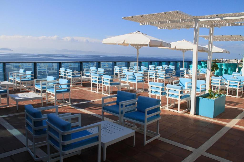 Sandos Papagayo Beach Resort Hotel Map%0A North America Map Yucatan Peninsula