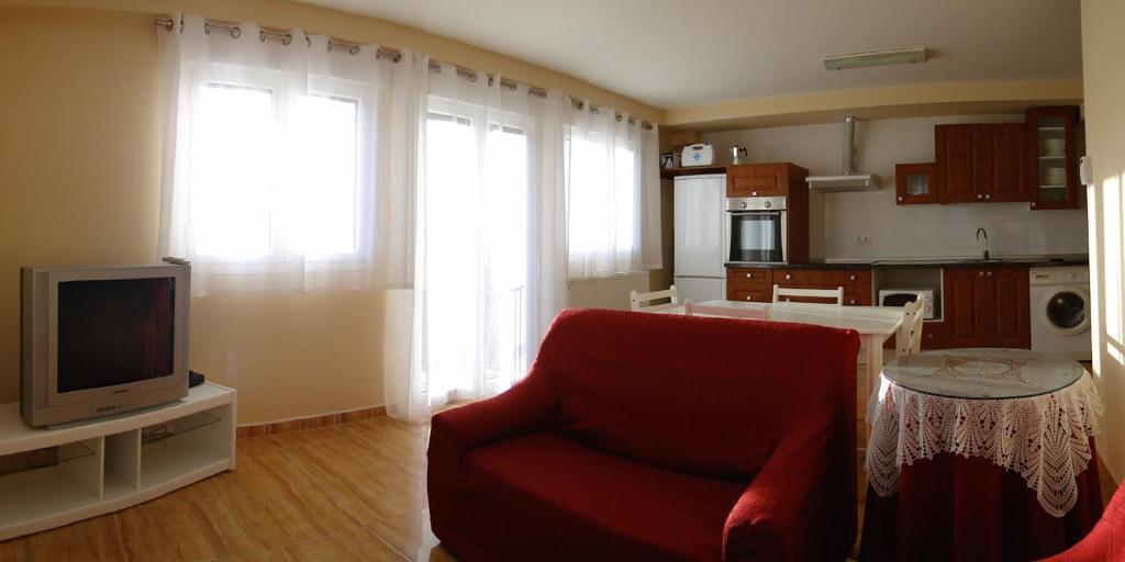 Apartamentos Eneriz fotografía