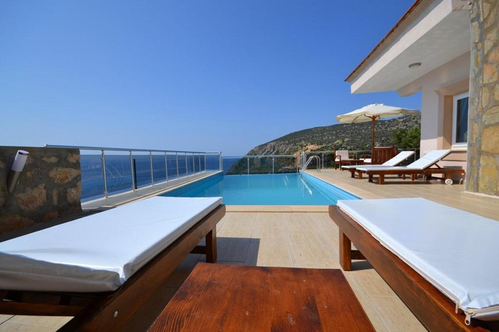 Villa Turkuaz Kalkan Turkey Booking Com
