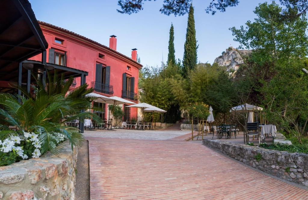 boutique hotels in xàtiva  21