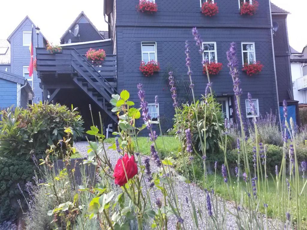 Ferienhaus Ferienwohnung Bad Berleburg (Deutschland Bad Berleburg ...
