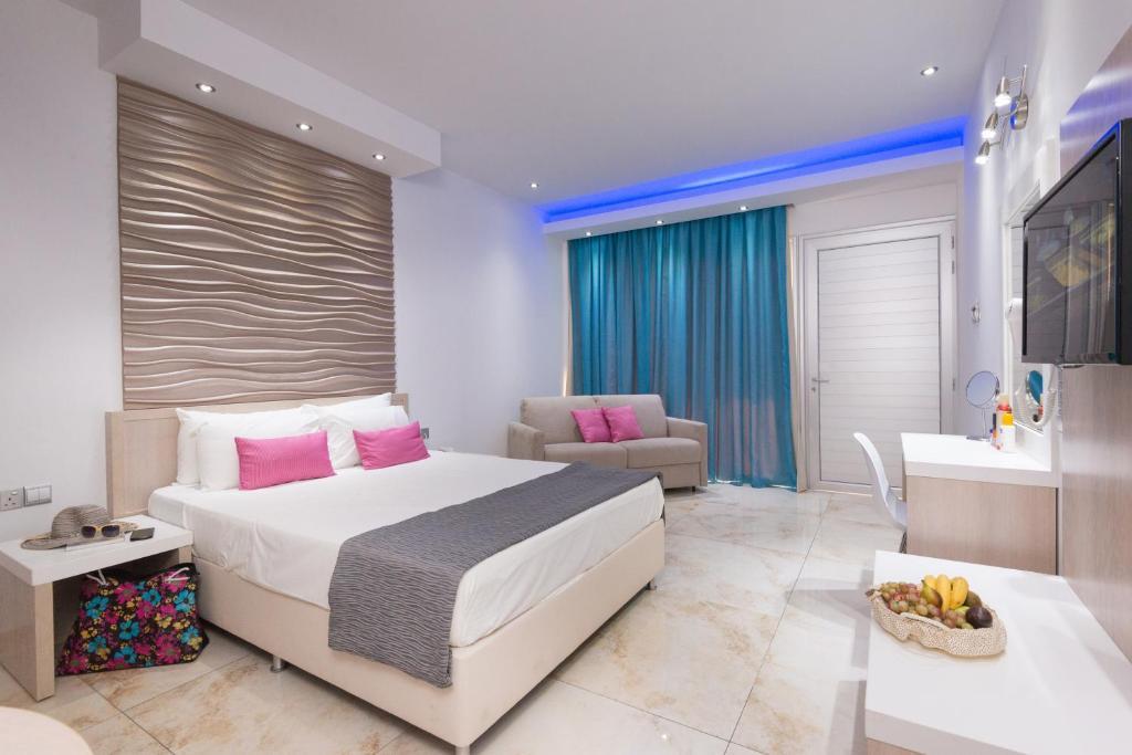 Loutsiana Hotel Apartment Ayia Napa Cyprus