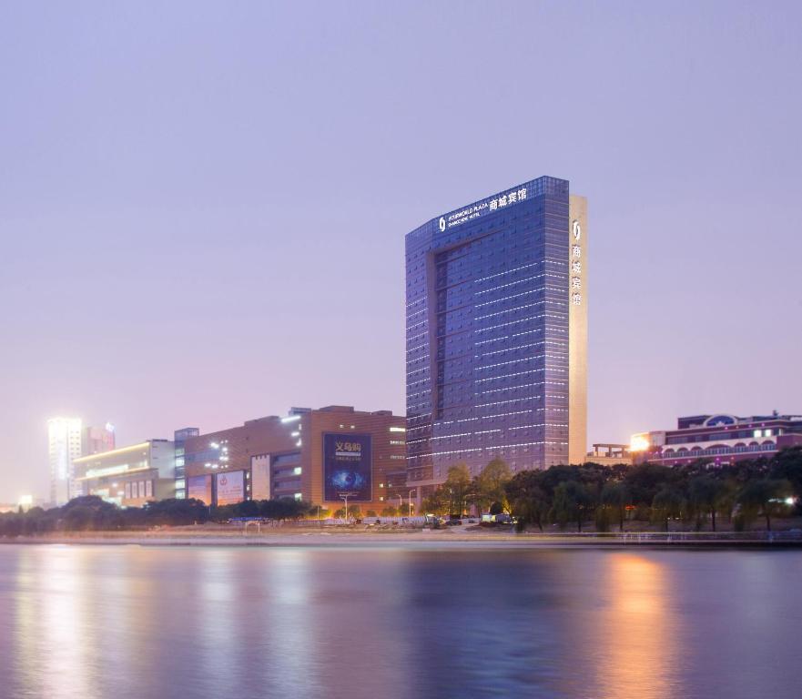 Yiwu location