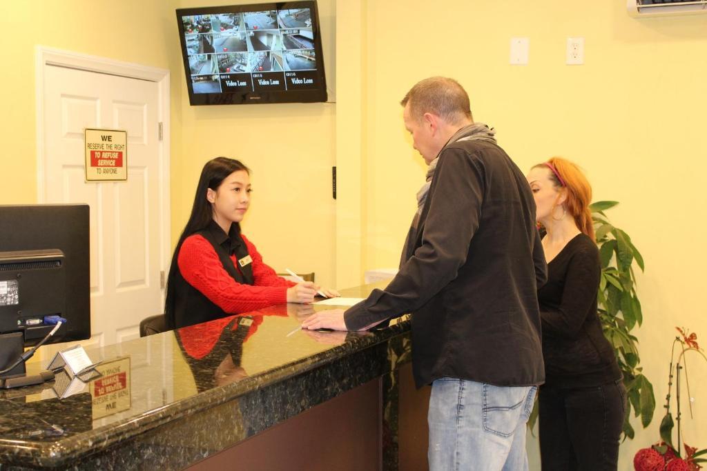 Garden Inn San Gabriel CA Bookingcom