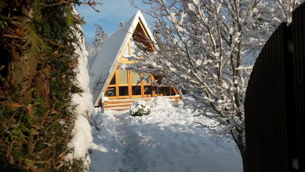Vacation Home Nurdachhaus, Schellbronn, Germany - Booking.com