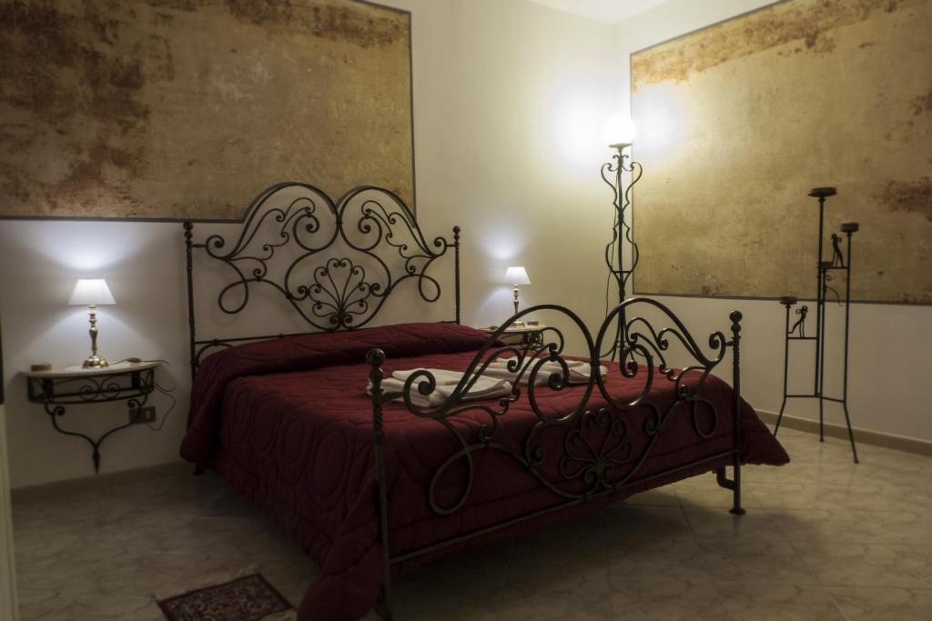 Letto o letti in una camera di My Venice Suite