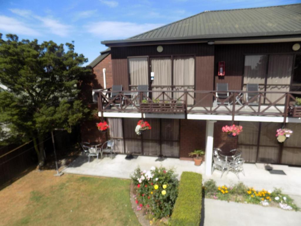 Garden City Motel Christchurch New Zealand Bookingcom