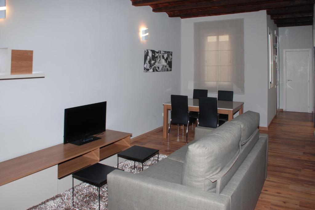 Imagen del Apartamentos La Hispaniola Barcelona