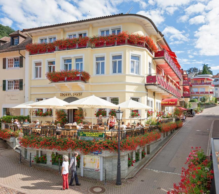 Wellness Privathotel Post an der Th, Badenweiler, Germany - Booking.com