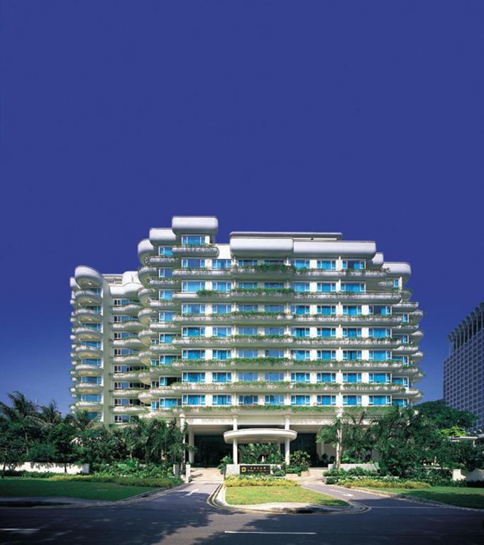 Apartments In Singapore: Shangri-La Apartments, Singapore, Singapore