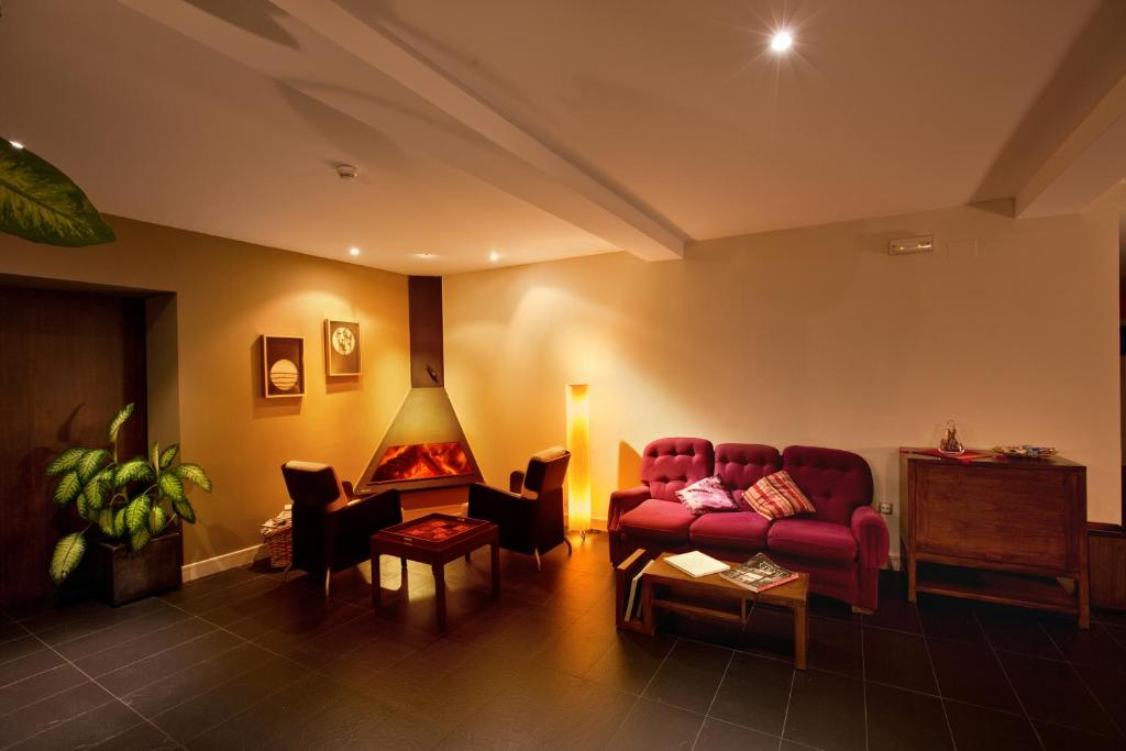 boutique hotels cercedilla  35