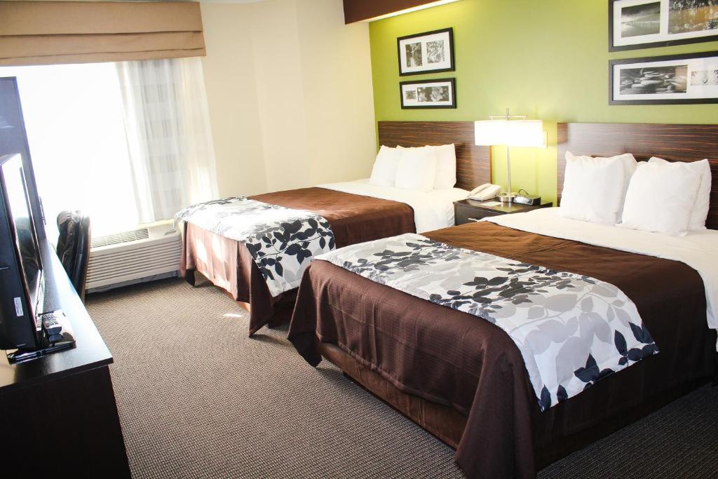 Sleep Inn Billy Graham Parkway