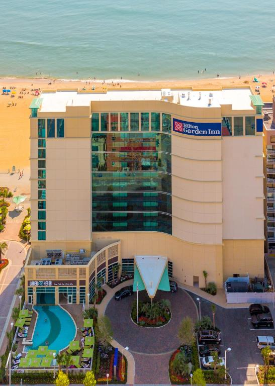 Hilton Garden Inn Virginia Beach Oceanfront Reserve Now Gallery Image Of This Property