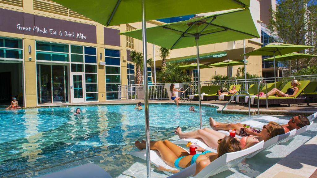 ヒルトン ガーデン イン バージニア ビーチ オーシャンフロント(Hilton Garden Inn Virginia Beach Oceanfront)