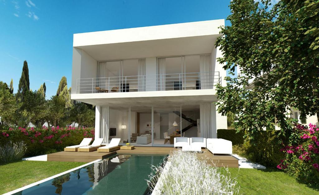 Villa Barcares foto