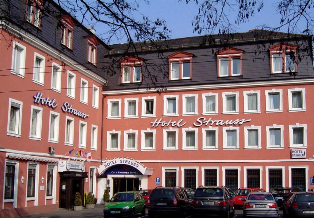 city hotel strauss deutschland w rzburg