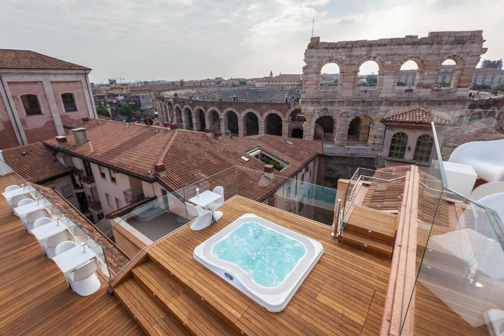 Hotel Milano & SPA***S, Verona – Updated 2018 Prices