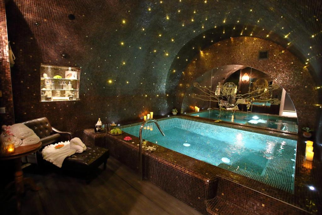 Spa  Hôtel Da Vinci & Spa (Frankreich Paris) - Booking.com