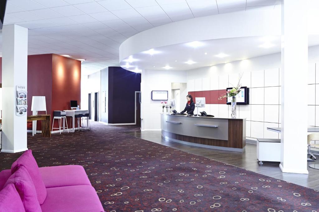 Novotel Newcastle Airport Upon Tyne UK
