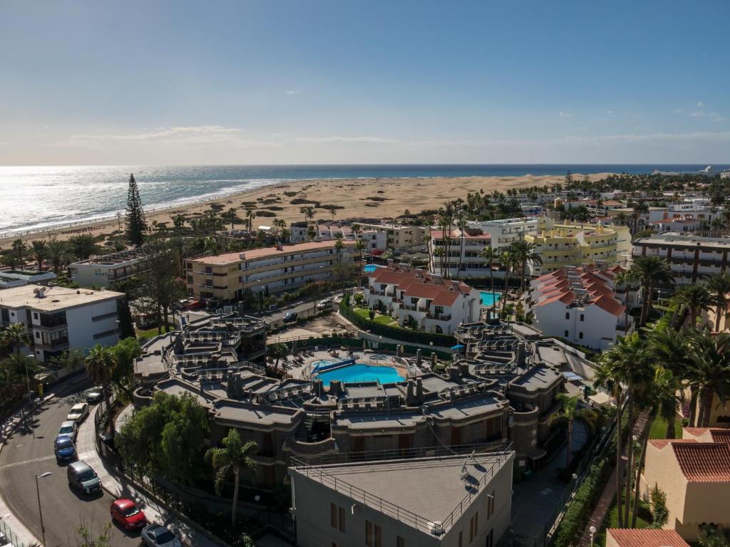 Apartamentos don pedro esp playa del ingl s - Apartamentos playa del ingles trivago ...