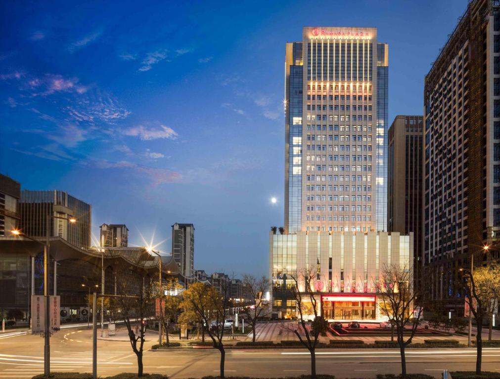 Hotel Ramada Plaza By Wyndham Xi U0026 39 An South  China