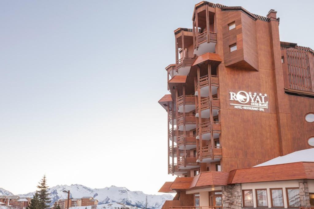Très Hotel Royal Ours Blanc, L'Alpe-d'Huez, France - Booking.com KX49