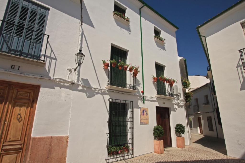 boutique hotels priego de cordoba  23
