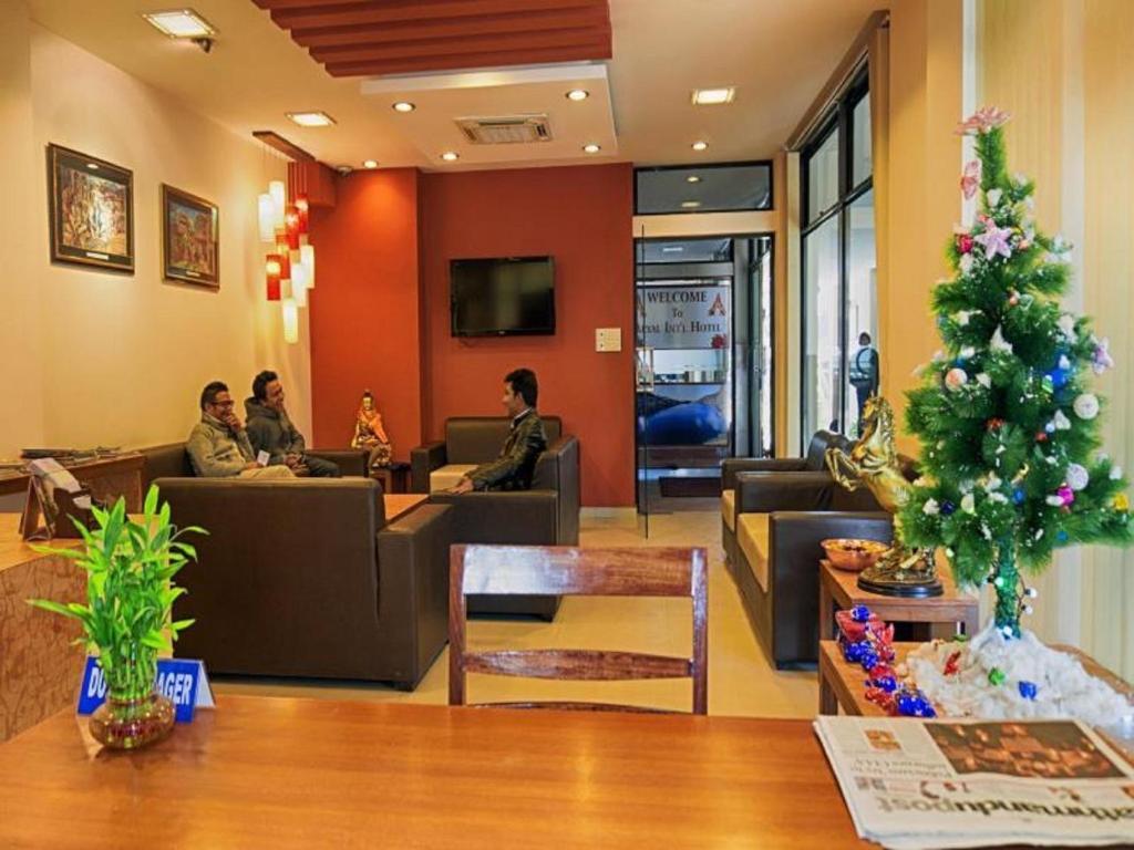 Hotel Orange International Aryal International Hotel Kathmandu Nepal Bookingcom