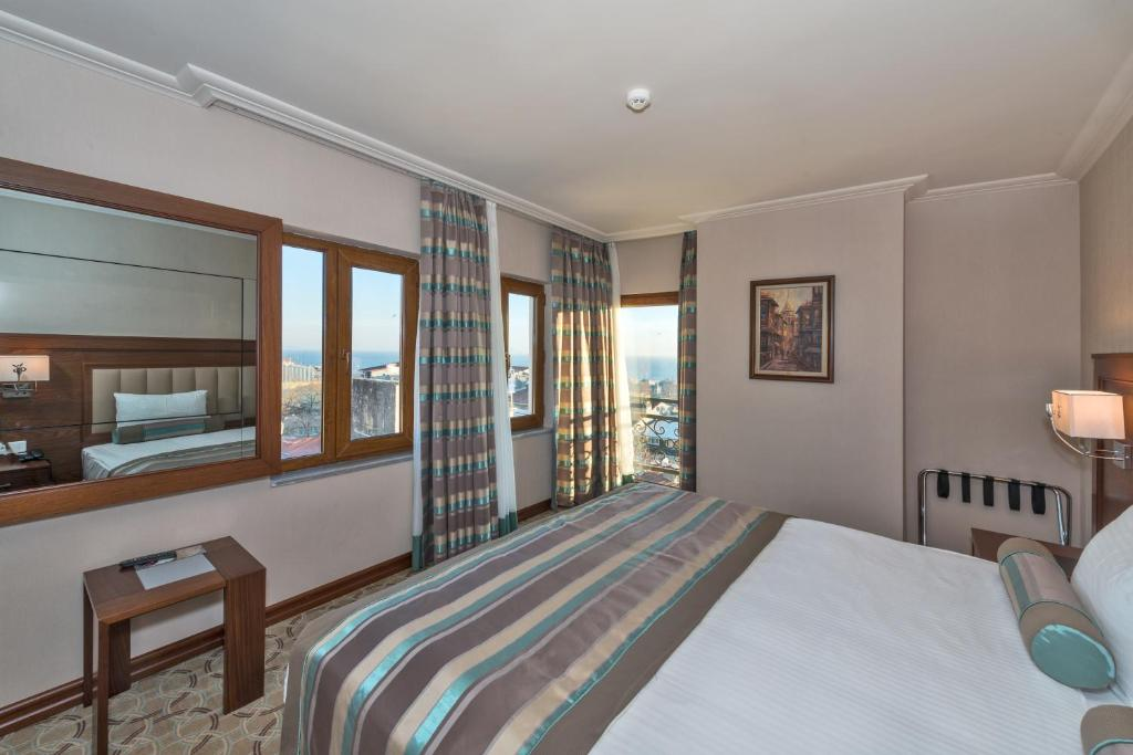 hôtel de luxe istanbul