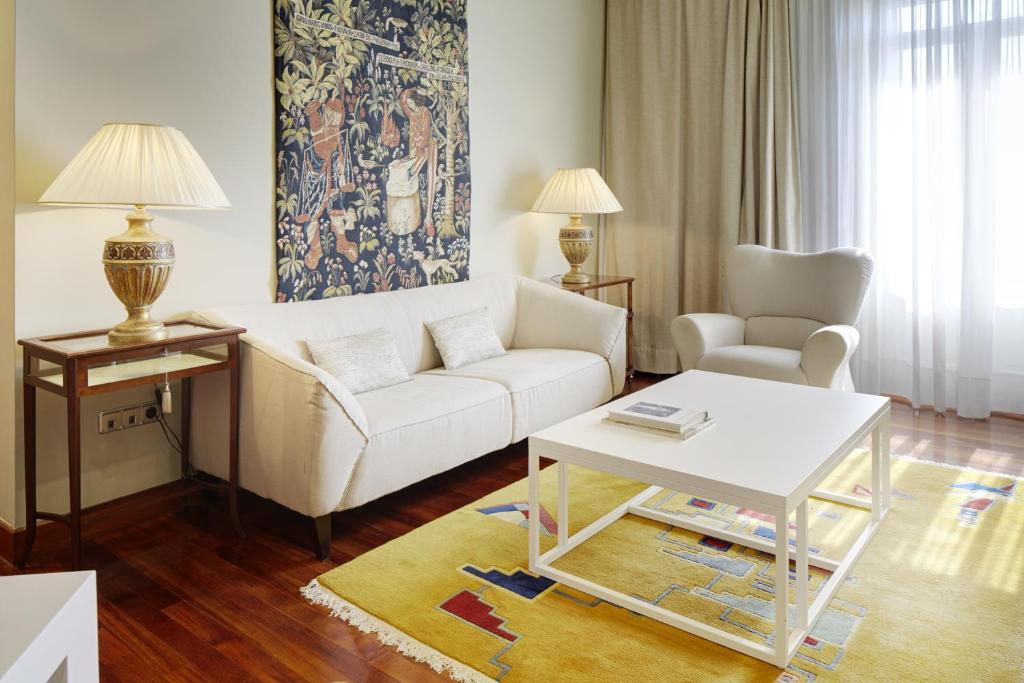 Zona de estar de Vista Urumea Apartment by FeelFree Rentals