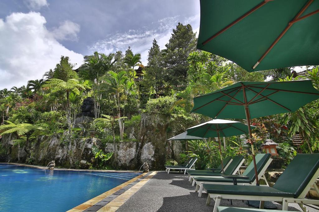 Green And Fun La Résidence Lovelli À Bali