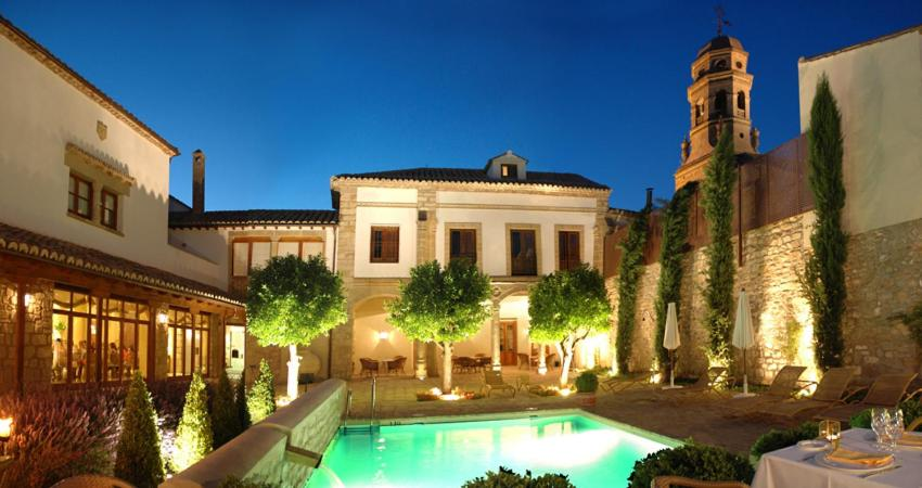 boutique hotels baeza  1