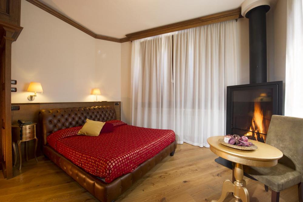 Pescasseroli Camera Camino : Hotel villino quintiliani italien pescasseroli booking