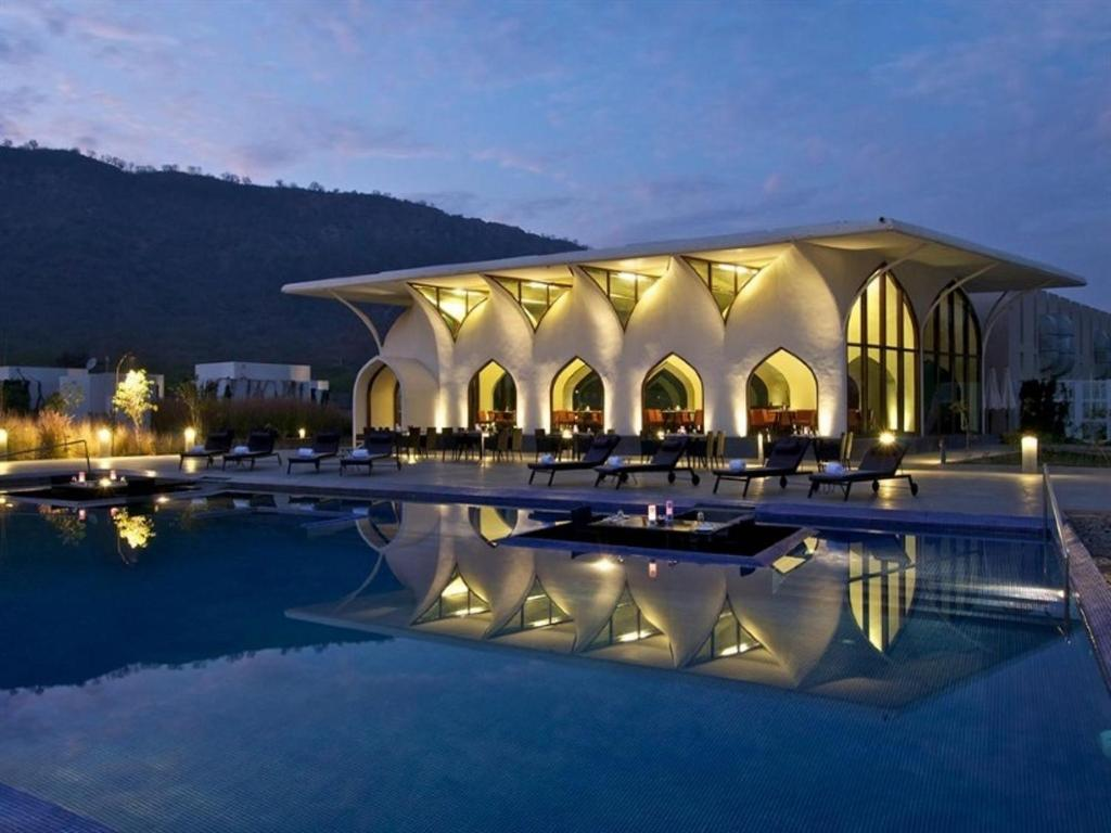 Lebua lodge at amer jaipur india for Home architecture jaipur
