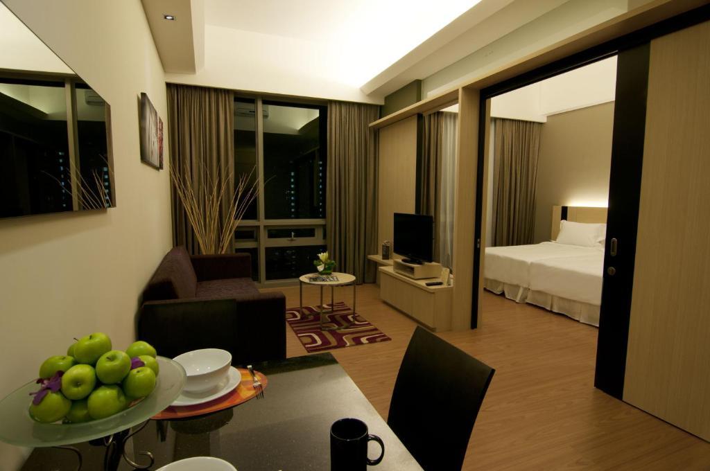 Swiss Garden Residences Bukit Bintang Kuala Lumpur Malaysia Rooms