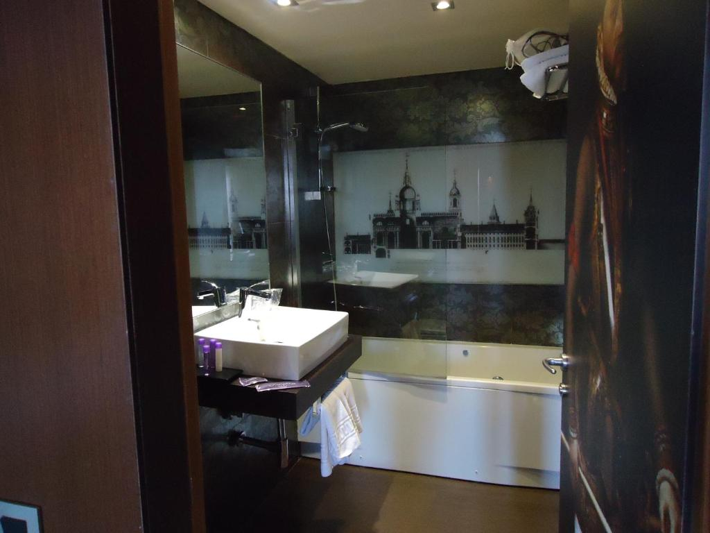 boutique hotels madrid provinz  35