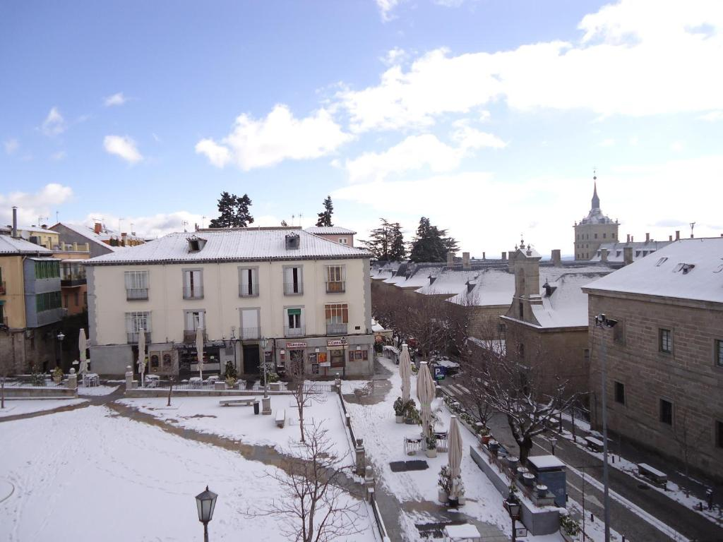 boutique hotels san lorenzo de el escorial  22
