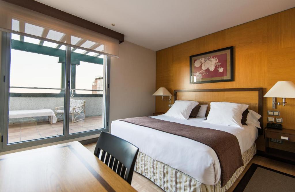 Hotel Vp Jardin Metropolitano Madrid Spain Booking Com