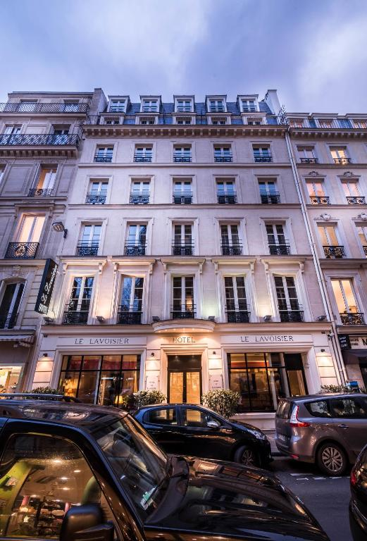 Hotel Le Lavoisier Paris France Booking Com