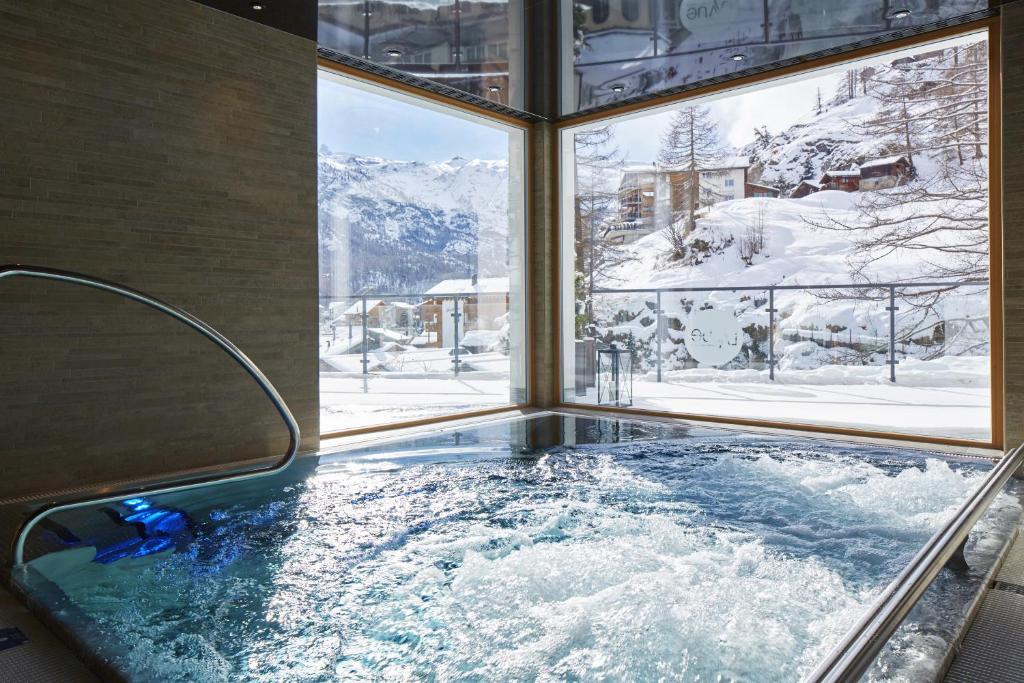 La Vue Luxury Living Apartments Zermatt