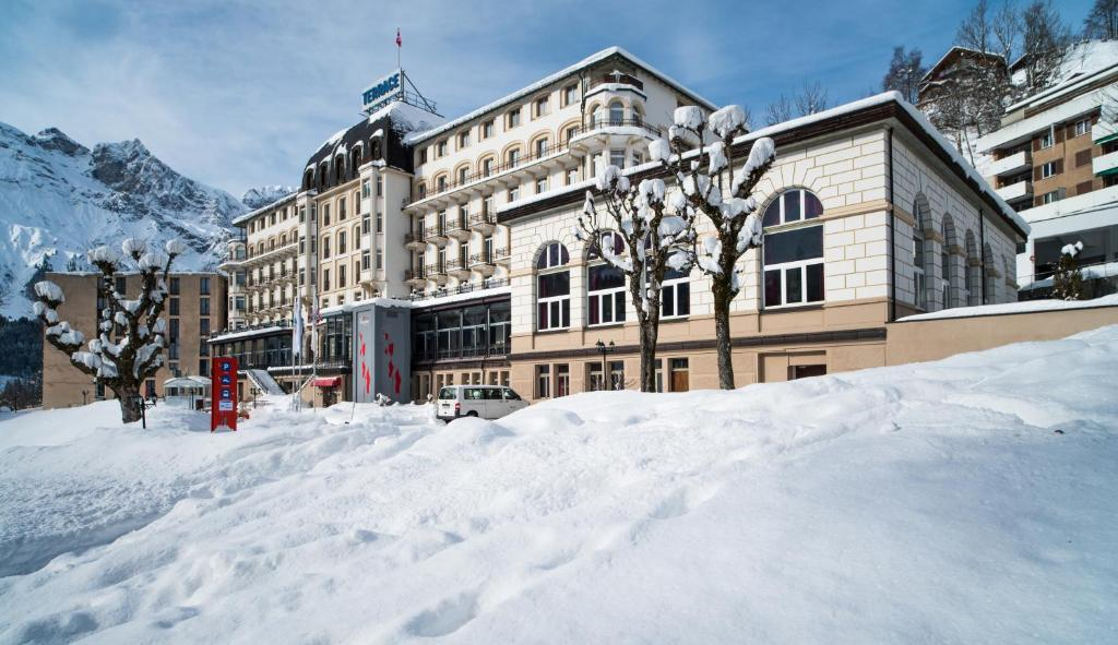 Hotel terrace engelberg switzerland for What is a hotel terrace