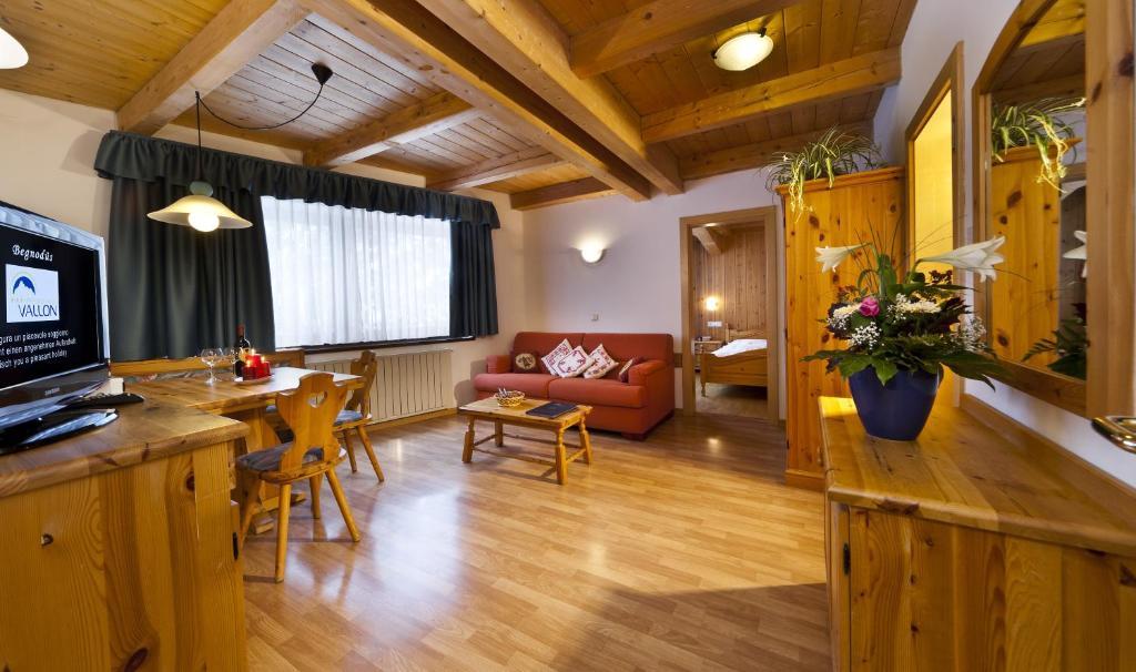 Residence Vallon, Corvara in Badia – Prezzi aggiornati per il 2018