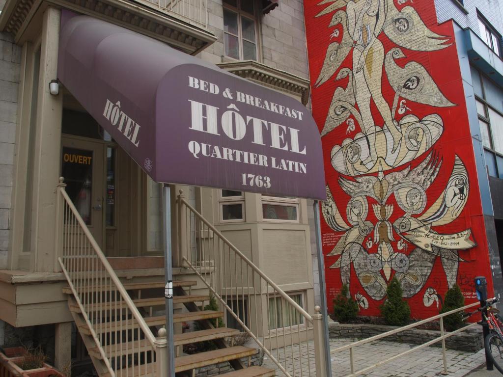 ホテル カルチェ ラタン(Hotel Quartier Latin)