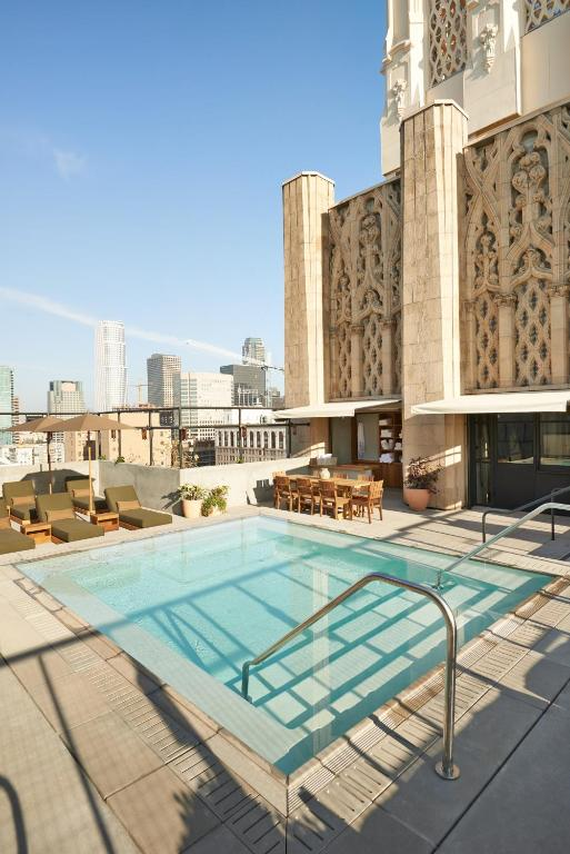 Ace Hotel Los Angeles Booking