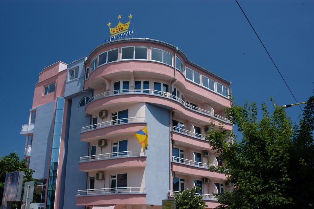 Хотел Нощна панорама - Несебър