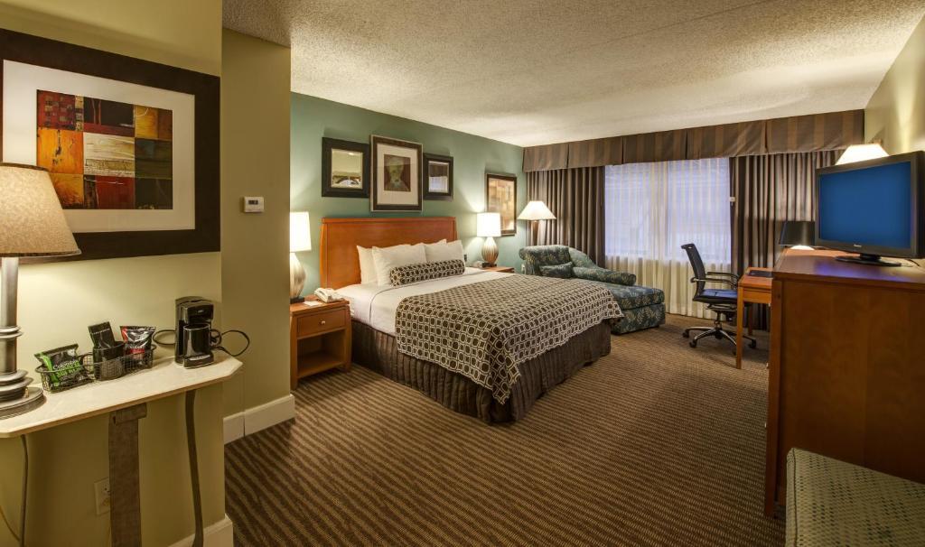 Radisson Hotel Washington DC- Rockv, Rockville, MD - Booking.com