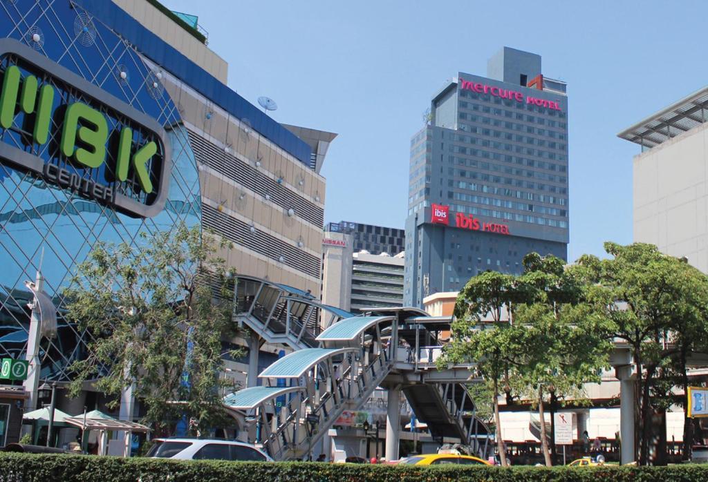 メルキュール バンコク サイアム(Mercure Bangkok Siam)